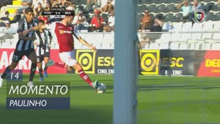 SC Braga, Jogada, Paulinho aos 14'