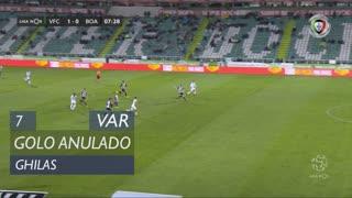 Vitória FC, Golo Anulado, Ghilas aos 7'
