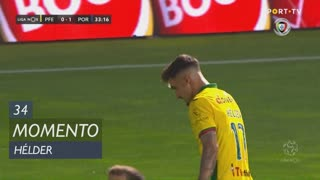 FC P.Ferreira, Jogada, Hélder aos 34'