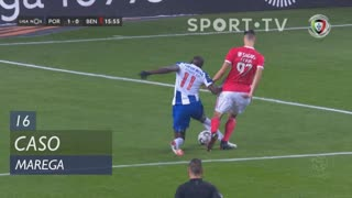 FC Porto, Caso, Marega aos 16'
