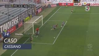 Boavista FC, Caso, Cassiano aos 74'