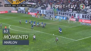Boavista FC, Jogada, Marlon aos 63'