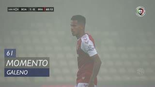 SC Braga, Jogada, Galeno aos 61'