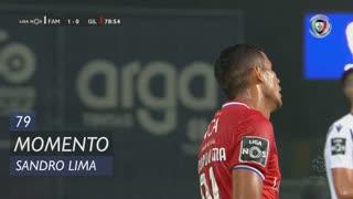 Gil Vicente FC, Jogada, Sandro Lima aos 79'