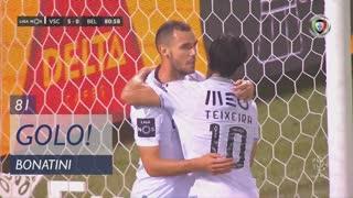GOLO! Vitória SC, Bonatini aos 81', Vitória SC 5-0 Belenenses SAD