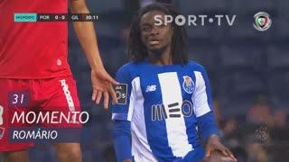 FC Porto, Jogada, Romário aos 31'
