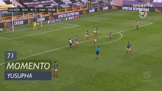 Boavista FC, Jogada, Yusupha aos 71'