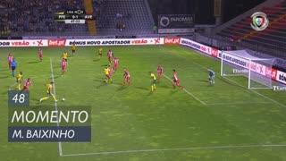 FC P.Ferreira, Jogada, Marco Baixinho aos 48'