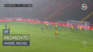 FC P.Ferreira, Jogada, André Micael aos 49'