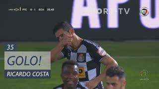 GOLO! Boavista FC, Ricardo Costa aos 35', FC P.Ferreira 0-1 Boavista FC