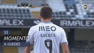 Vitória SC, Jogada, Alexandre Guedes aos 55'