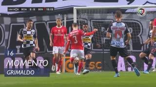 SL Benfica, Jogada, Grimaldo aos 16'