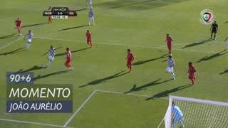 Moreirense FC, Jogada, João Aurélio aos 90'+6'