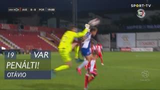 FC Porto, Penálti, Otávio aos 19'