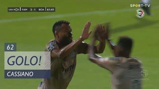 GOLO! Boavista FC, Cassiano aos 62', FC Famalicão 2-1 Boavista FC