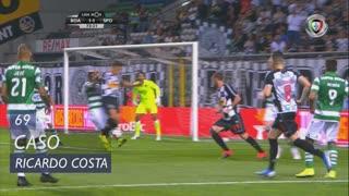 Boavista FC, Caso, Ricardo Costa aos 69'
