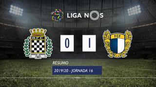 Liga NOS (16ªJ): Resumo Boavista FC 0-1 FC Famalicão