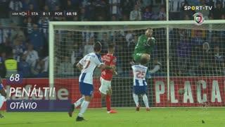 FC Porto, Penálti, Otávio aos 68'