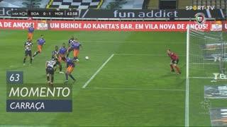 Boavista FC, Jogada, Carraça aos 63'