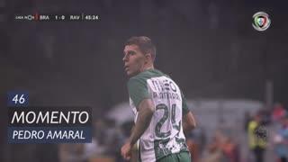 Rio Ave FC, Jogada, Pedro Amaral aos 46'