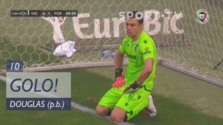 GOLO! FC Porto, Douglas (p.b.) aos 10', Vitória SC 0-1 FC Porto