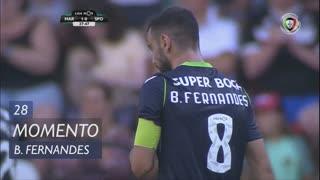 Sporting CP, Jogada, Bruno Fernandes aos 28'