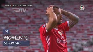 SL Benfica, Jogada, Seferovic aos 19'