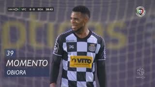 Boavista FC, Jogada, Obiora aos 39'