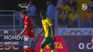 FC P.Ferreira, Jogada, Matchoi aos 86'