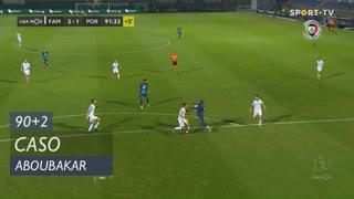 FC Porto, Caso, Aboubakar aos 90'+2'