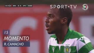 Sporting CP, Jogada, Rafael Camacho aos 15'