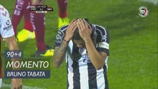 Portimonense, Jogada, Bruno Tabata aos 90'+4'
