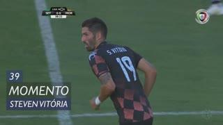 Moreirense FC, Jogada, Steven Vitória aos 39'