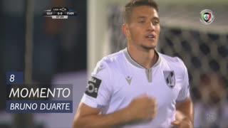 Vitória SC, Jogada, Bruno Duarte aos 8'