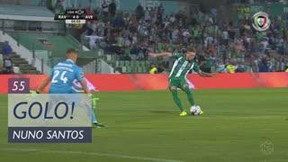 GOLO! Rio Ave FC, Nuno Santos aos 55', Rio Ave FC 4-0 CD Aves