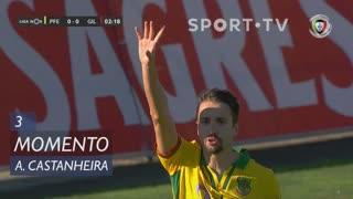 FC P.Ferreira, Jogada, Adriano Castanheira aos 3'