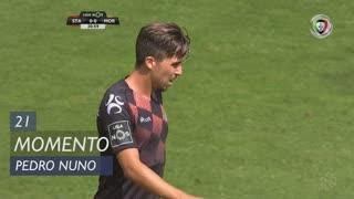Moreirense FC, Jogada, Pedro Nuno aos 21'