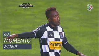 Boavista FC, Jogada, Mateus aos 60'