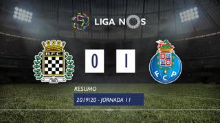 I Liga (11ªJ): Resumo Boavista FC 0-1 FC Porto