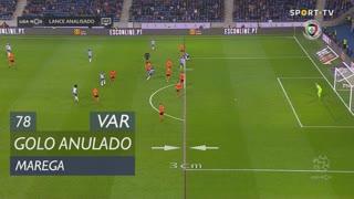FC Porto, Golo Anulado, Marega aos 78'