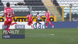 Boavista FC, Penálti, Heri aos 74'