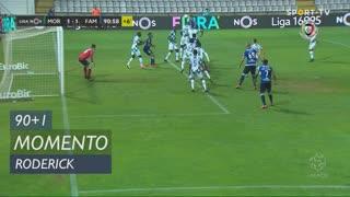FC Famalicão, Jogada, Roderick aos 90'+1'