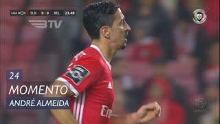 SL Benfica, Jogada, André Almeida aos 24'