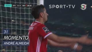 SL Benfica, Jogada, André Almeida aos 31'