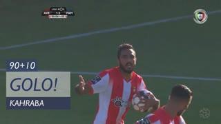 GOLO! CD Aves, Kahraba aos 90'+10', CD Aves 2-3 FC Famalicão