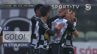 GOLO! Boavista FC, N. Stojiljkovic aos 67', Boavista FC 1-0 Portimonense