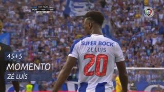 FC Porto, Jogada, Zé Luís aos 45'+5'