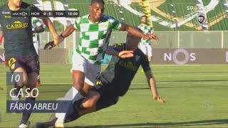 Moreirense FC, Caso, Fábio Abreu aos 10'
