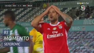 SL Benfica, Jogada, Seferovic aos 85'