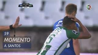 Rio Ave FC, Jogada, Aderllan Santos aos 59'